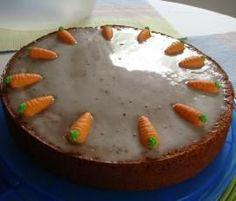 Rezept Möhrenkuchen - unkompliziert von thermixxe - Rezept der Kategorie Backen süß