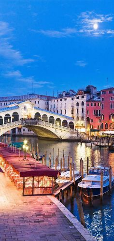 The Romantic Cities Beautiful Roads, Beautiful Sites, Beautiful World, Venice Canals, Venice Italy, Italy Italy, Monumental Architecture, Wonderful Places, Science Nature