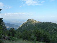 Taygetos Mount Climbing   A Greek Adventure
