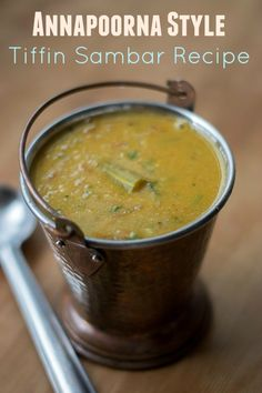 Recipe for Coimbatore Hotel Annapoorna Sambar. Recipe as told by a cook who worked in the hotel for 27 years. With step by step pictures. Veg Recipes, Indian Food Recipes, Gourmet Recipes, Vegetarian Recipes, Cooking Recipes, Recipies, Indian Snacks, Cooking Tips, Indian Appetizers
