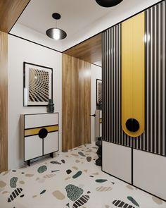 Sliding Door Wardrobe Designs, Wardrobe Design Bedroom, Bedroom Furniture Design, Estilo Interior, Cupboard Design, Interior Decorating, Interior Design, Dining Room Wall Decor, Bed Design