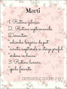 9 Mai, Clean House, Feng Shui, Organization, Organizing, Bullet Journal, How To Plan, Cleaning, Kids