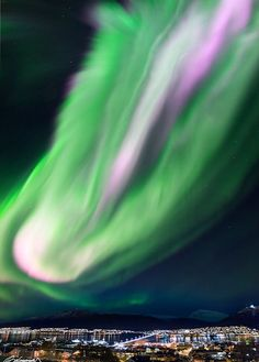 "SpaceWeather.com --AFTER LAST WEEK'S ""MASSIVE AURORAS,"" WHAT WILL THIS WEEK BRING? Arctic sky watchers are still buzzing about last week's 3-day outburst of Northern Lights. Many veteran observers ranked it as the brightest display they had seen in years. Photographer Ole Salomonsen was one of them. ""On Friday, Oct. 9th, I was treated with perhaps the most massive aurora I have ever witnessed,"" he says."