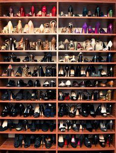 Jessica Alba's Closet.