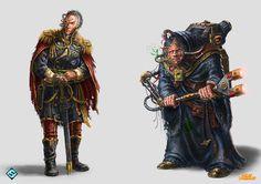 artofjustaman imperium mechanicus sword