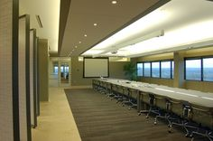 conference room by #clockworkad Herman Miller Eames chair
