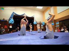 Školní ples v Pozlovicích 2015 - Aquabely - YouTube