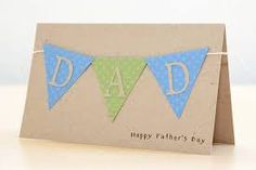 fathers day card craft - Google Search