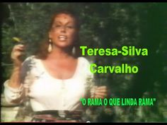 """O rama o que Linda rama"" Teresa Silva Carvalho (1982) - YouTube"