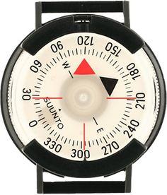 Suunto M-9 Velcro Strap Wrist Compass
