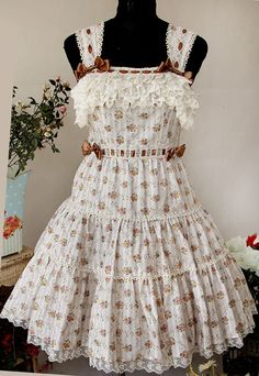 Summer Holiday High Waist Lolita Jumper