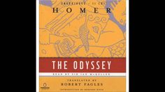 Odyssey Book 5 translated by Fagles read by Ian McKellan