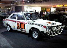 Ford Escort Mk1 Rally Car