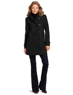 Tommy Hilfiger Women's Hooded Duffle Coat  http://www.amazon.com/gp/product/B008M5OBDM/ref=as_li_ss_tl?ie=UTF8=1789=390957=B008M5OBDM=as2=w2weblinkdir-20