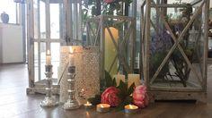 Impression Laternen und Kerzenschein Glass Vase, Candles, Home Decor, Lanterns, Pastel, Homes, Dekoration, Nice Asses, Ideas