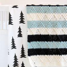 Crochet pattern Diamanti Blanket by Crejjtion