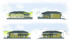 O2i Design ltd - Sustainable Architecture - New build, private home in Somerset. © O2i Design Limited  All rights reserved #newbuild #lowcarbonliving #o2idesign