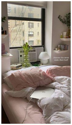 Room Ideas Bedroom, Bedroom Decor, Bedroom Inspo, Decor Room, Pastel Room, Pastel Decor, Minimalist Room, Aesthetic Room Decor, Cozy Aesthetic