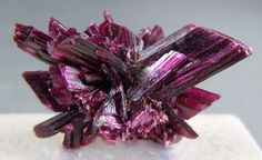 "Erythrite / Morocco;  It can help one to ""see in many directions"" and to assimilate the knowledge coming from each. It can be used to bring harmony to communications and responsiveness to the user, such that one is not ""at a loss for words"" in critical times."