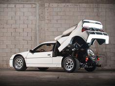 1984-86 Ford RS200 Evolution