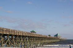 Folly Beach Charlston South Carolina