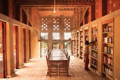 Gallery of Library of Muyinga / BC Architects - 17