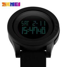 743f13d9869 Loja Virtual Cabanascuba · Relógios e Smartwatch · Relógio Masculino Sport  Digital Skmei 1142 Preto