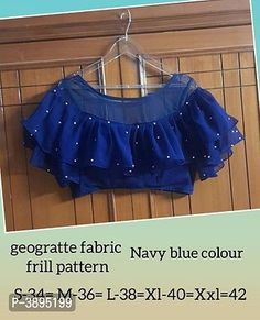 Fabric: Georgette Type: Stitched Style: Self Pattern Blouse Designs Catalogue, Kids Blouse Designs, Simple Blouse Designs, Stylish Blouse Design, Sari Blouse Designs, Stylish Dress Designs, Designs For Dresses, Kurti Designs Party Wear, Pink
