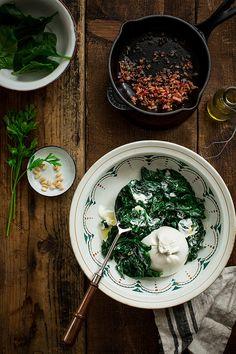 Espinacas a la crema, un plato cotididano en versión renovada - See more at: http://becauseblog.es/espinacas-a-la-crema/#sthash.NjIW2wfs.dpuf