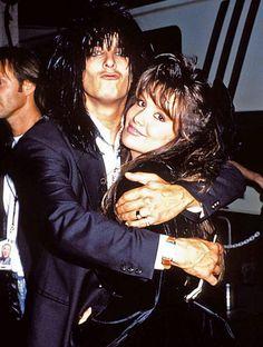 Brandt was once married to Motley Crue bassist Nikki Sixx