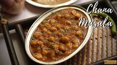 Chana Masala recipe - flavourful and delicious side dish made with chickpeas and onion tomato base gravy in a pressure cooker. Curry Recipes, Veggie Recipes, My Recipes, Vegetarian Recipes, Cooking Recipes, Recipies, Chana Masala Recipe Easy, Chana Recipe, Sabzi Recipe