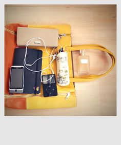 What's in my bag?   by serendipity_always