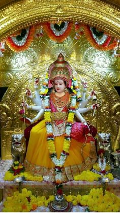 Photo Sai Baba Wallpapers, Lord Krishna Wallpapers, Ambe Maa, Vaishno Devi, Mata Rani, Durga Maa, Goddess Lakshmi, Hindu Temple, God Pictures