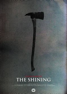 The Shining poster art