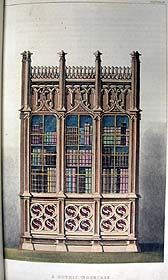 A Gothic Bookcase