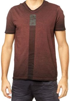 46e38567172fa Camiseta Calvin Klein Jeans Marrom - Compre Agora   Dafiti Brasil