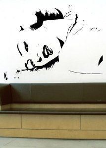 uBer Decals Vinyl Wall Decal Sticker Marilyn Monroe