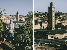 Panorama Fez w Maroku San Francisco Skyline, New York Skyline, Bali, Travel, Viajes, Trips, Traveling, Tourism, Vacations