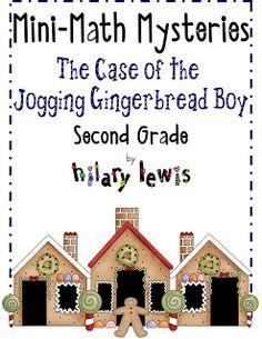 Classroom Freebies: The Case of the Jogging Gingerbread Boy