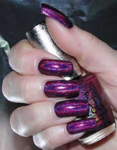 OPI DS Exclusive - such a shame this is discontinued, I love it