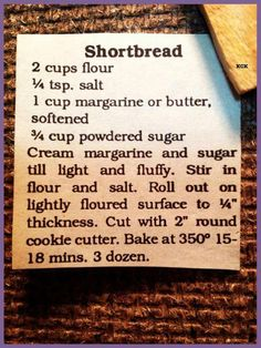 - Happy Cooking , In the food recipe that you read this time with the title Shortbread Cookies ., we have prepared this artic. Get this Amazing Cookies . Cookie Desserts, Just Desserts, Cookie Recipes, Delicious Desserts, Cookie Cups, Cookie Ideas, Cookie Dough, Yummy Cookies, Cake Cookies
