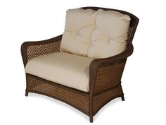 Wicker Paradise as outdoor wicker furniture, including wicker patio furniture and Rattan furniture for sale. Wicker furniture makes for perfect sunroom furniture too! Wicker Patio Chairs, White Wicker Furniture, Wrought Iron Patio Chairs, Patio Chair Cushions, Outdoor Chairs, Outdoor Furniture, Glider Replacement Cushions, Sectional Furniture, Chair And A Half