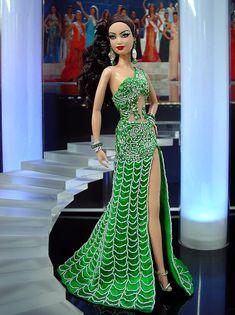 Miss Thailand 2012 by Ninimomo Dolls