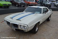 1969 Pontiac Firebird Trans Am  *beautiful