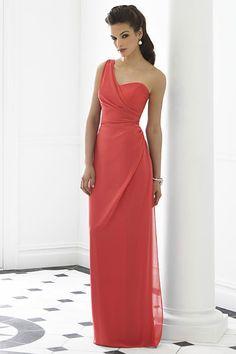 Dessy After Six bridesmaids dress