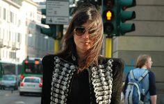 military jacket! #fashion