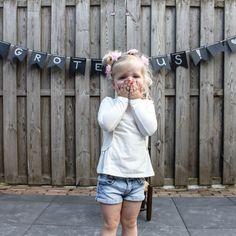 Big Sister announcement baby announcement grote zus babyaankondiging