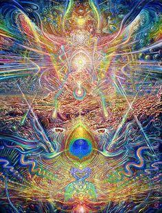 Adam Scott Miller - The Epiphany of Sophia by Energy Art Movement, via Flickr