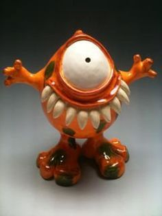 ceramic monsters - Google Search
