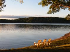 Northern Michigan~reminds me of Deer Lake and the serenity there.